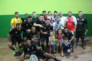 GRANDE FINAL – 3º Campeonato de Futebol Society da PIB Imperial – Edição Premiere League